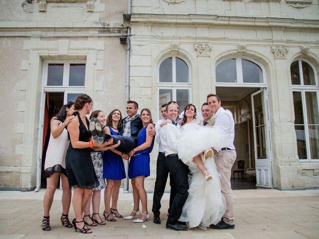 Le mariage de Julien et Lucie à Anetz, Loire Atlantique 273