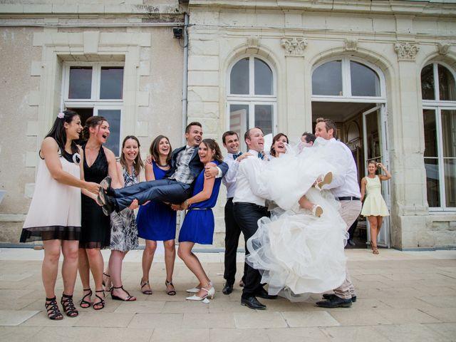 Le mariage de Julien et Lucie à Anetz, Loire Atlantique 276