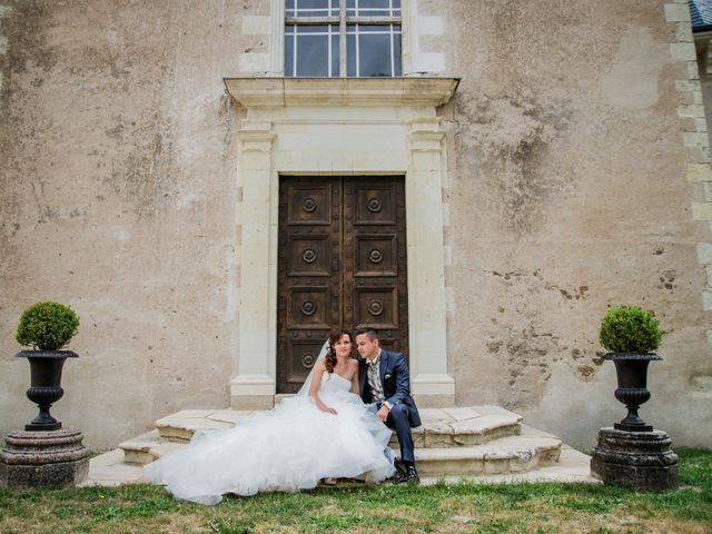 Le mariage de Julien et Lucie à Anetz, Loire Atlantique 278