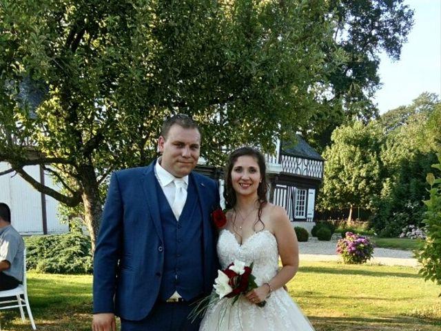 Le mariage de Baptiste  et Gwendoline  à Yvetot, Seine-Maritime 2
