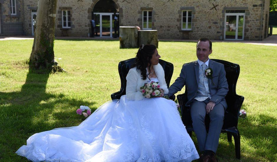 Le mariage de Sébastien et Irina à Saint-Jean-des-Champs, Manche