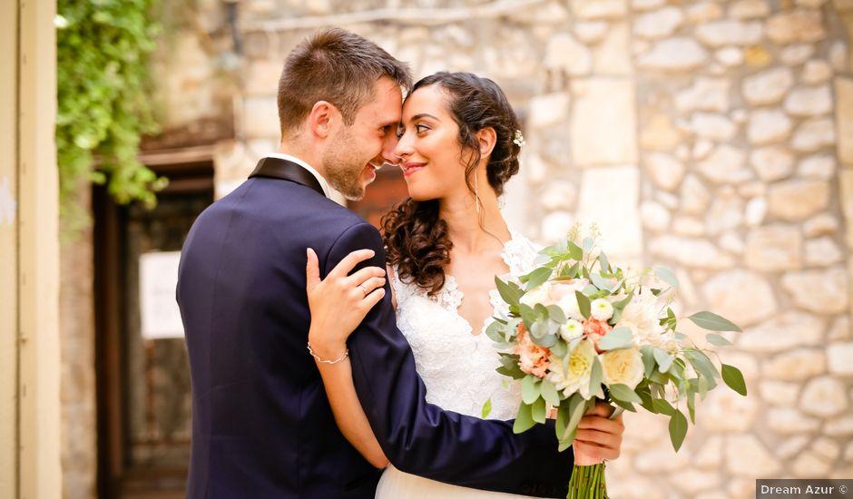 Le mariage de Guillaume et Ghislaine à Antibes, Alpes-Maritimes
