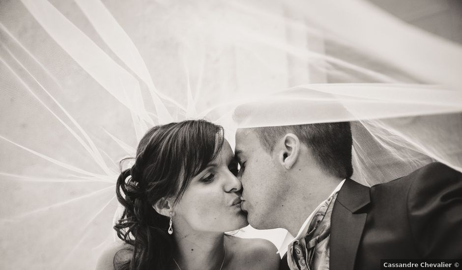 Le mariage de Julien et Lucie à Anetz, Loire Atlantique