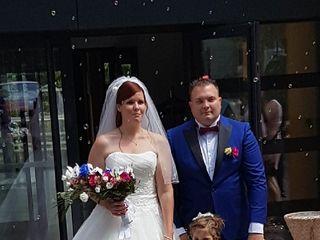 Le mariage de Tiphany et Cédric  1