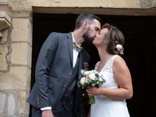 Le mariage de Mathilde et Michel