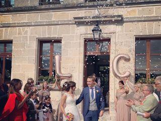 Le mariage de Laure et Clement 1