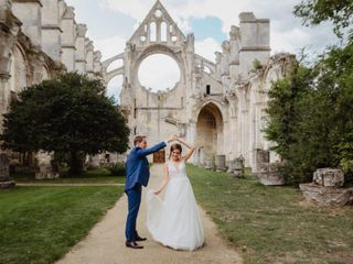 Le mariage de Laure et Clement