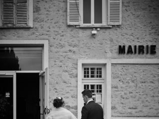 Le mariage de Elise et Romain 1