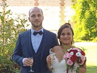Le mariage de Maéva  et Andréas  1