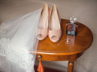 Le mariage de Mila et Arnaud 1