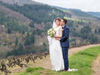 Le mariage de Sandra et Gauthier 1