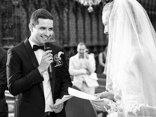Le mariage de Elodie et Florian