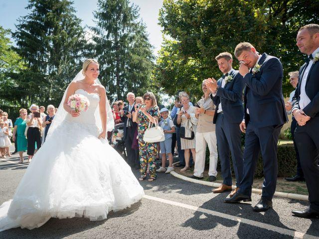 Le mariage de Julien et Louise à Saint-Romain-de-Monpazier, Dordogne 14