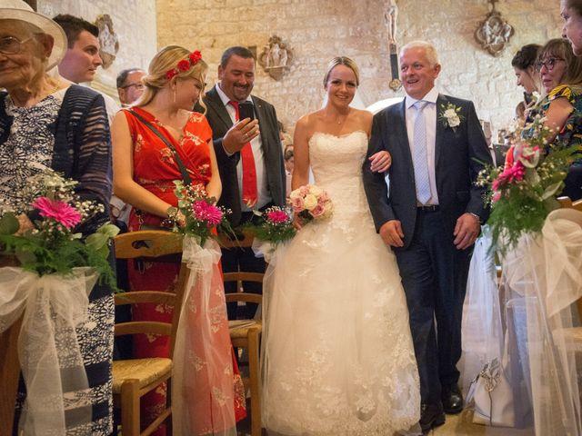 Le mariage de Julien et Louise à Saint-Romain-de-Monpazier, Dordogne 20