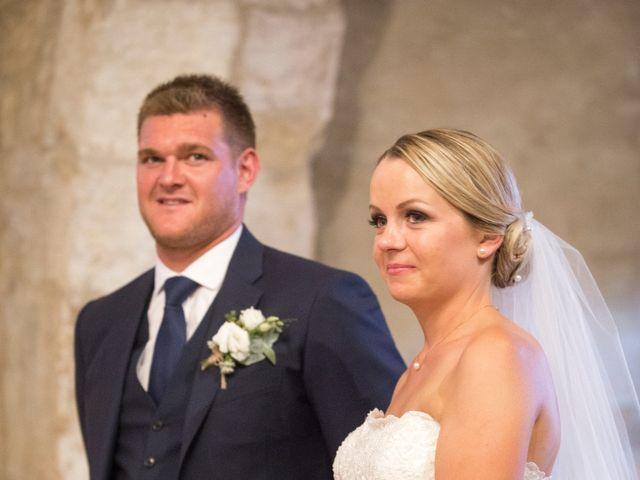 Le mariage de Julien et Louise à Saint-Romain-de-Monpazier, Dordogne 21