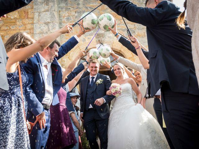Le mariage de Julien et Louise à Saint-Romain-de-Monpazier, Dordogne 27