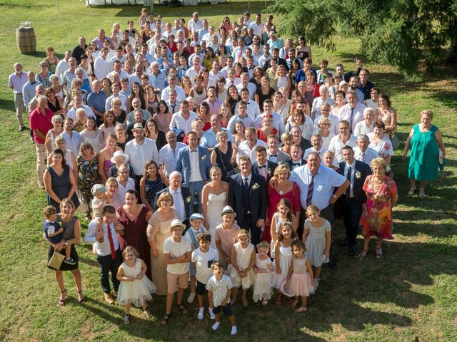 Le mariage de Julien et Louise à Saint-Romain-de-Monpazier, Dordogne 29