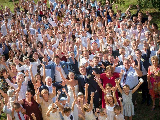 Le mariage de Julien et Louise à Saint-Romain-de-Monpazier, Dordogne 30