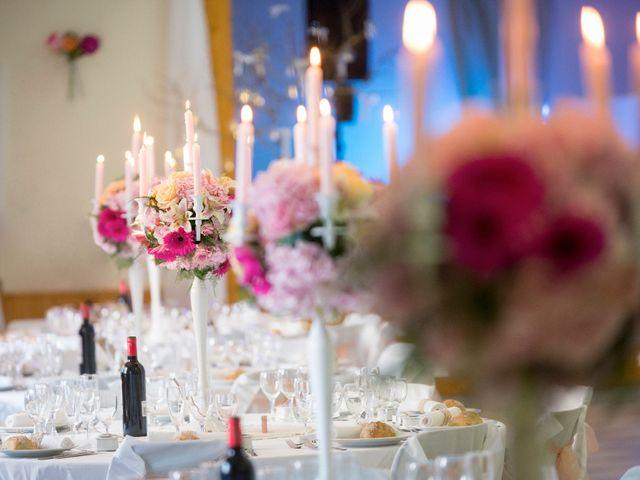 Le mariage de Julien et Louise à Saint-Romain-de-Monpazier, Dordogne 34