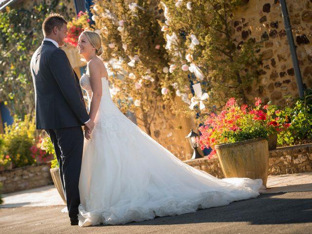 Le mariage de Julien et Louise à Saint-Romain-de-Monpazier, Dordogne 44
