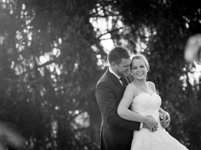 Le mariage de Julien et Louise à Saint-Romain-de-Monpazier, Dordogne 45