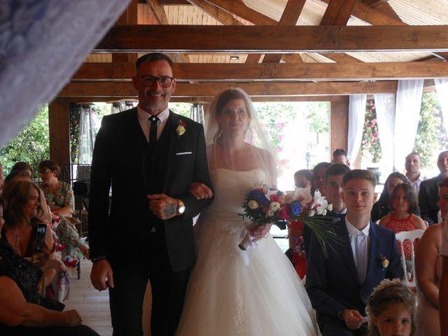 Le mariage de Cédric  et Tiphany à Menucourt, Val-d'Oise 4