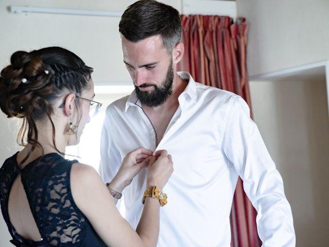 Le mariage de Michel et Mathilde à Osmery, Cher 18