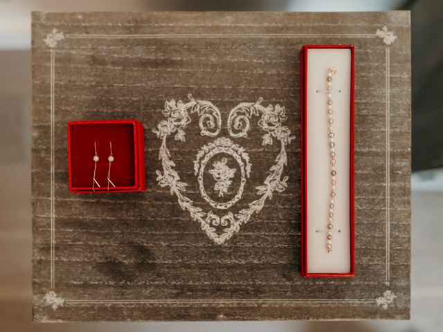 Le mariage de Thibault et Anne à Entrecasteaux, Var 24