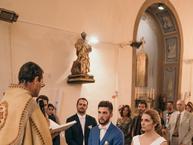 Le mariage de Thibault et Anne à Entrecasteaux, Var 44