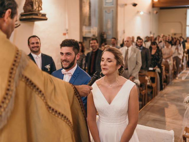 Le mariage de Thibault et Anne à Entrecasteaux, Var 45