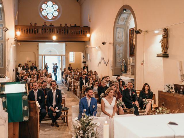 Le mariage de Thibault et Anne à Entrecasteaux, Var 53