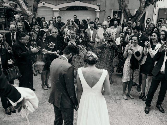 Le mariage de Thibault et Anne à Entrecasteaux, Var 58