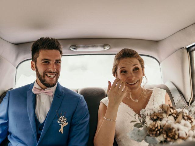 Le mariage de Thibault et Anne à Entrecasteaux, Var 61