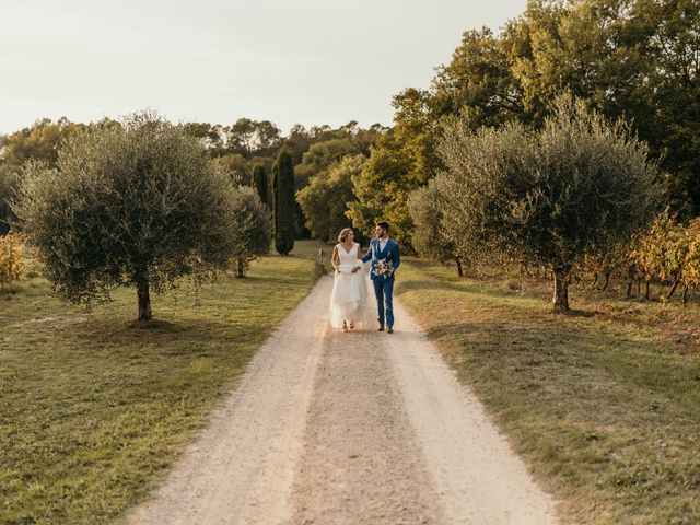 Le mariage de Thibault et Anne à Entrecasteaux, Var 77
