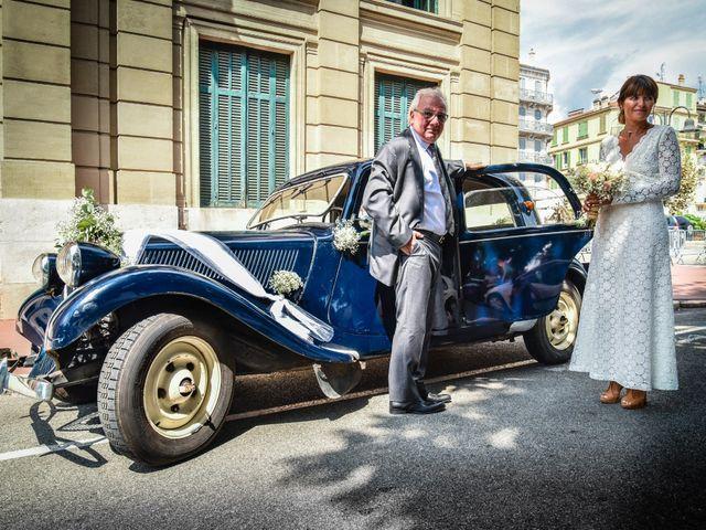 Le mariage de Laurent et Christine à Cannes, Alpes-Maritimes 7