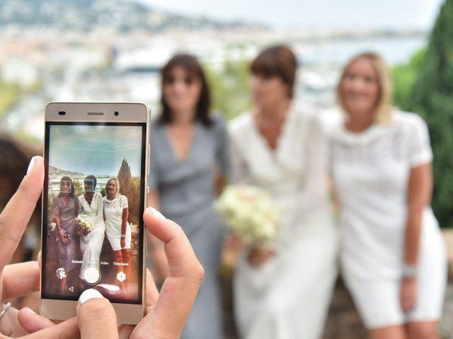 Le mariage de Laurent et Christine à Cannes, Alpes-Maritimes 17