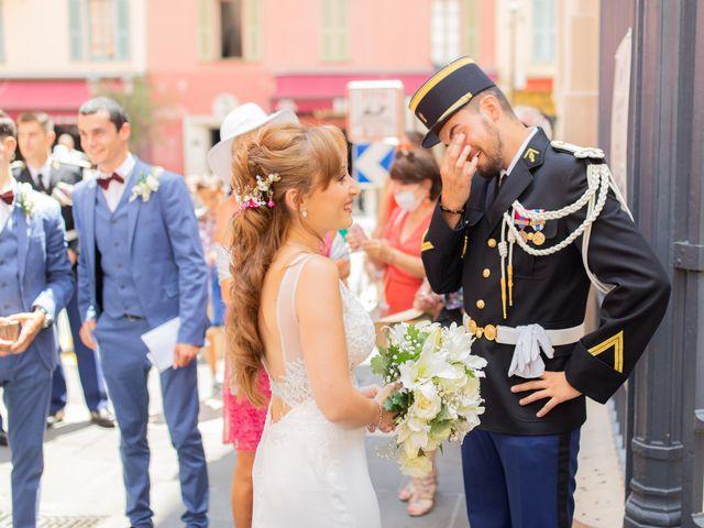Le mariage de Kevin et Alexandra à Nice, Alpes-Maritimes 14