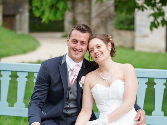 Le mariage de Romain et Elise à Vallery, Yonne 4