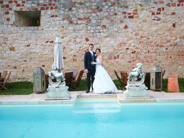 Le mariage de Romain et Elise à Vallery, Yonne 1
