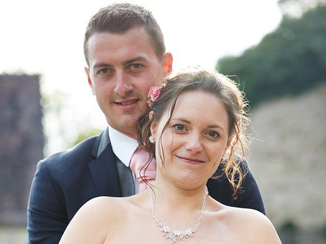 Le mariage de Romain et Elise à Vallery, Yonne 11