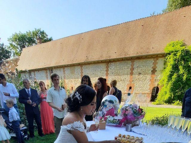 Le mariage de Andréas  et Maéva  à Saint-Léger-du-Bourg-Denis, Seine-Maritime 4