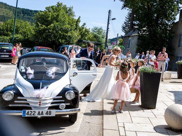 Le mariage de Yoann et Charlotte à Mende, Lozère 24