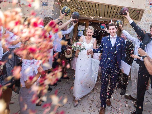 Le mariage de Yoann et Charlotte à Mende, Lozère 29