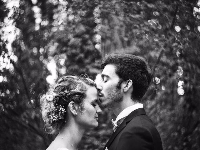 Le mariage de Yoann et Charlotte à Mende, Lozère 33