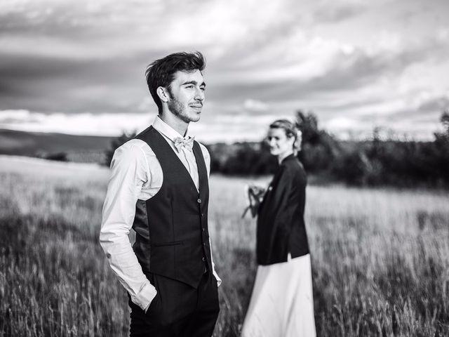 Le mariage de Yoann et Charlotte à Mende, Lozère 38