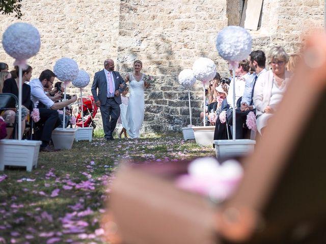 Le mariage de Yoann et Charlotte à Mende, Lozère 44