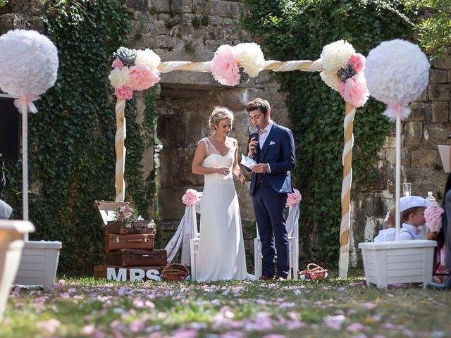 Le mariage de Yoann et Charlotte à Mende, Lozère 46