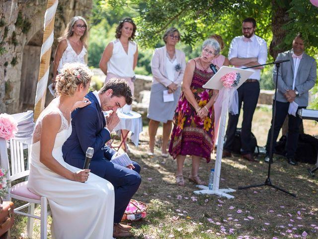 Le mariage de Yoann et Charlotte à Mende, Lozère 48