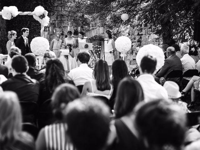 Le mariage de Yoann et Charlotte à Mende, Lozère 54
