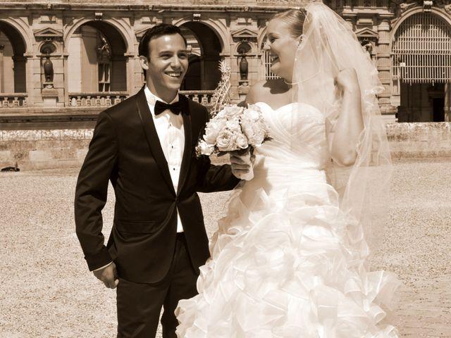 Le mariage de Alexis et Elise à Luzarches, Val-d'Oise 5